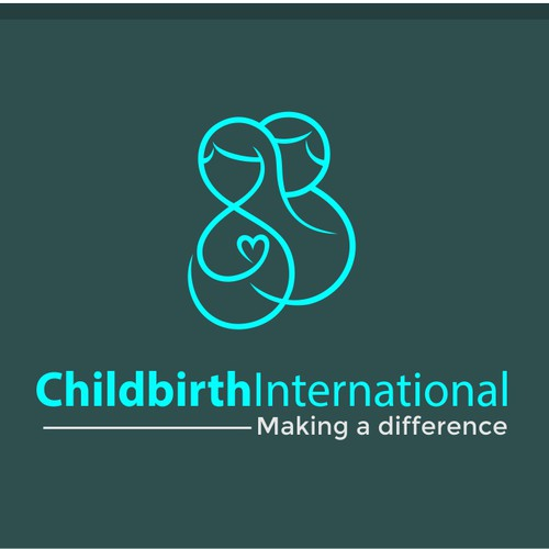 Logo Concept For Childbirth International