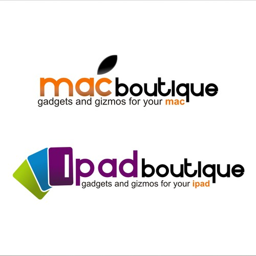 MacBoutique / IpadBoutique - Logos needed for ecommerce store!