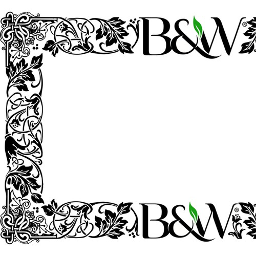 Create a Winning Frame & Promo Material for Barnes & Watson