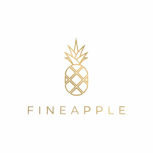 Chic pineapple design to appeal to women