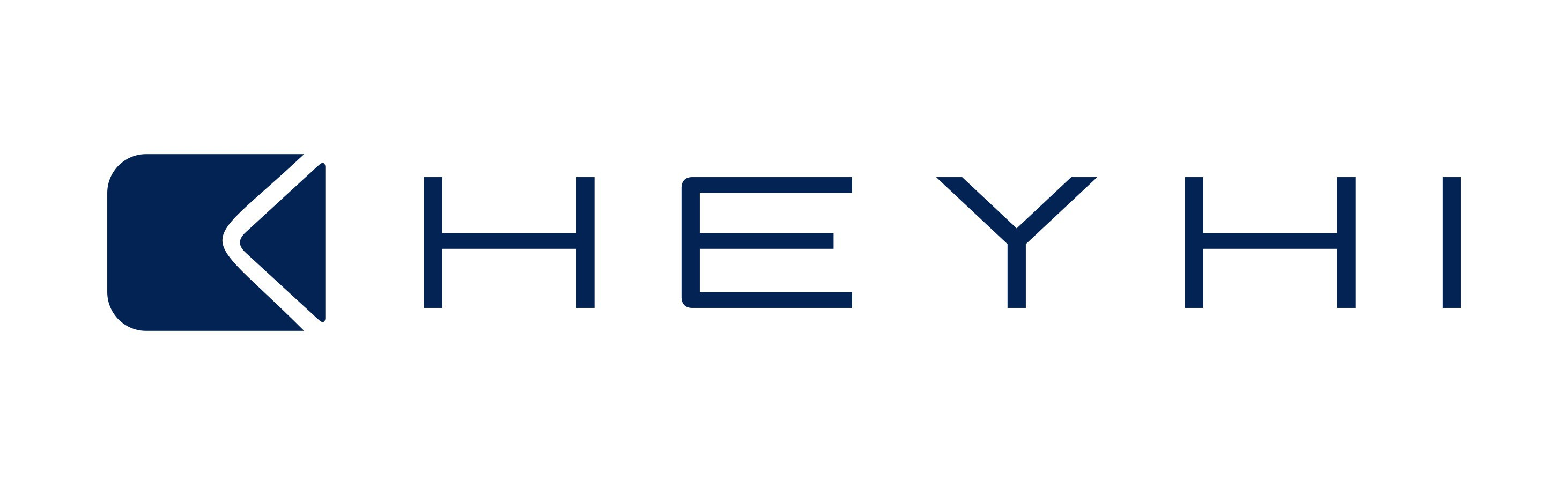 Let's design a logo for Heyhi that high-end customers will love