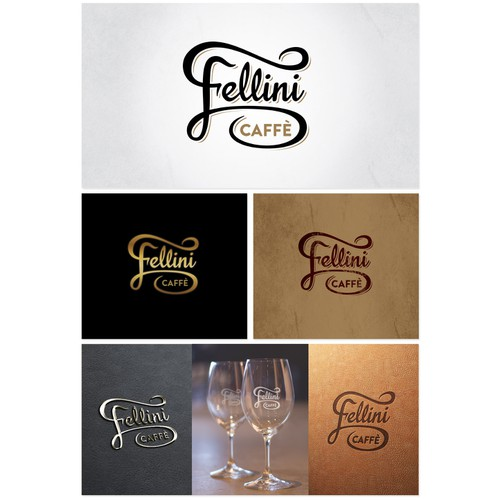 New logo wanted for Fellini Caffè