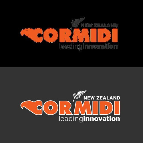 Design a Classy, Masculine Machinery logo & website for Cormidi New Zealand!