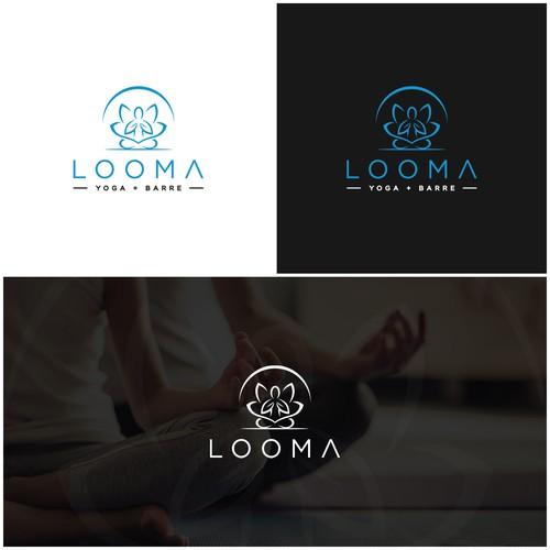 LOOMA Logo Design