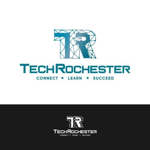 Design concept for tech
