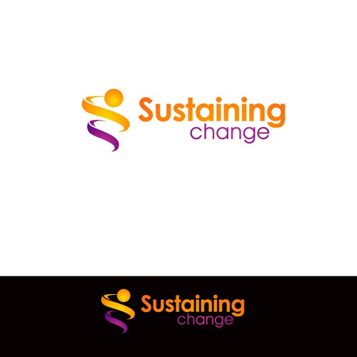 Create the next logo for SustainingChange