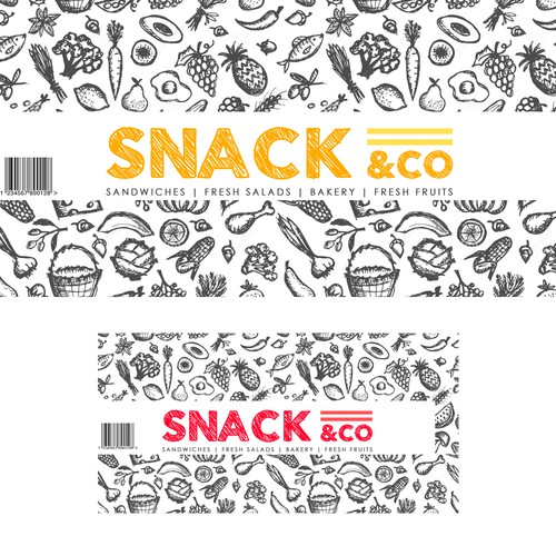 Packaging and Logo