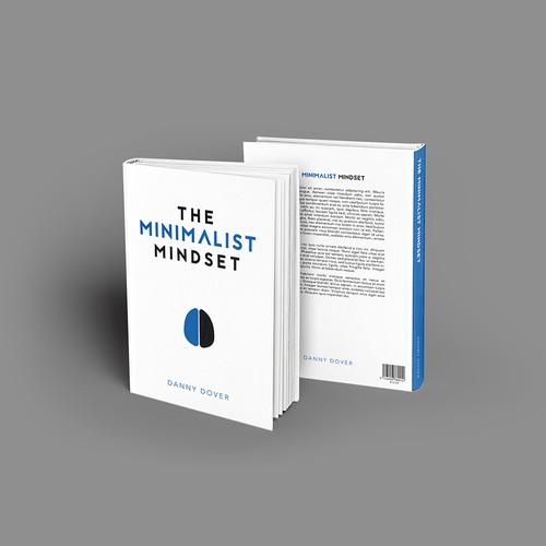 Minimalist Concept Book Cover design