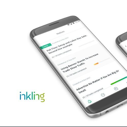 Design Concept For Task Management App
