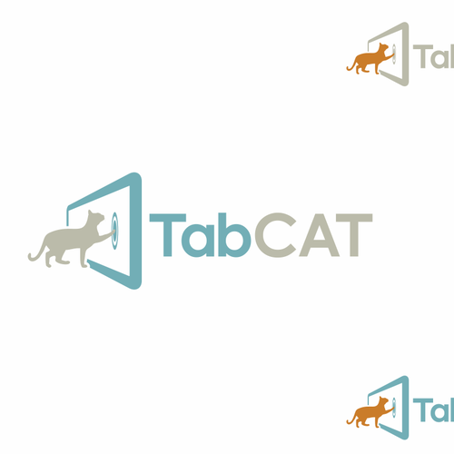 logo for tab cat