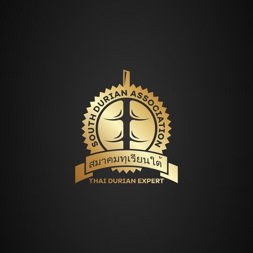 logo for south durian association