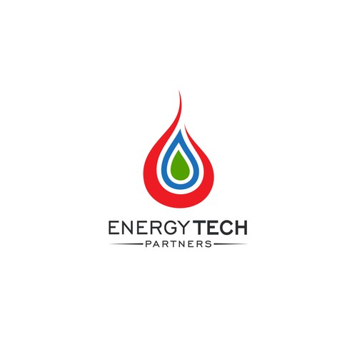 Beautiful logo for a fuel and energy management company