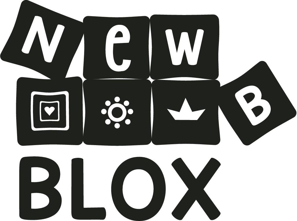 Design a cute and modern logo for NewB Blox!