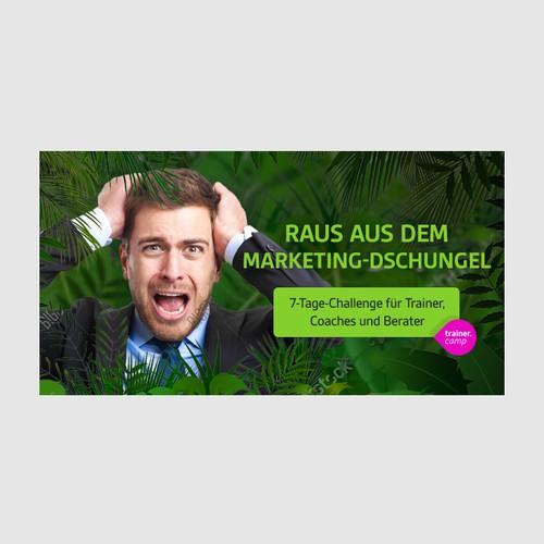 Facebook ad concept
