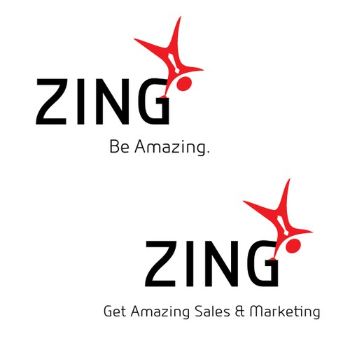 LOGO DESIGN FOR ZING