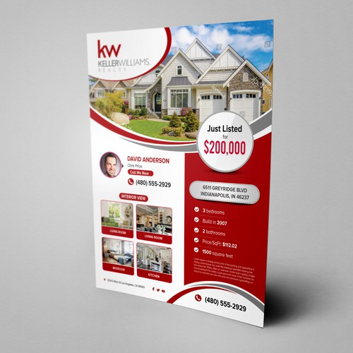 Keller Williams Flyer