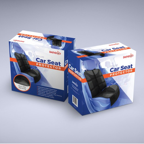 Car Seat Protector Packaging