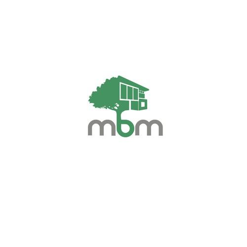 Nous voudrions un logo pour notre compagnie d'architectes et constructeur de maisons contemporaine.