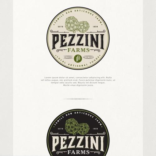 Logo for Pezzini Farms