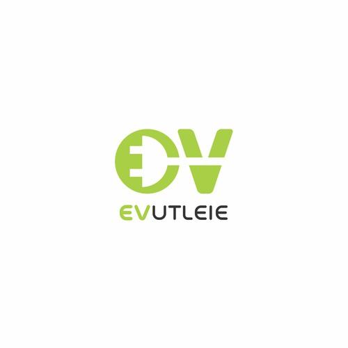 electric car logo