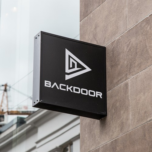 Backdoor logo