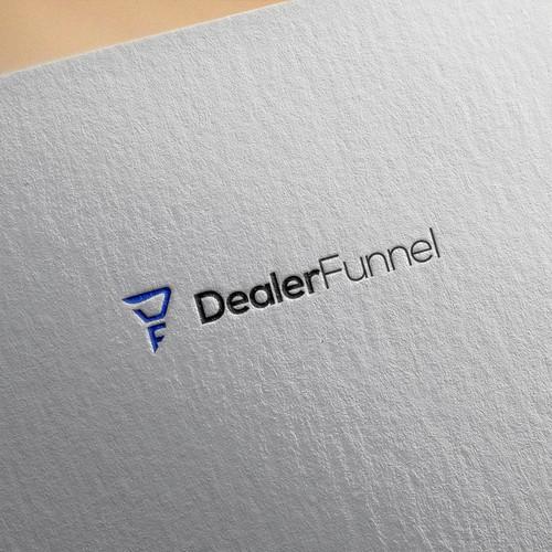 DealerFunnel Logo design