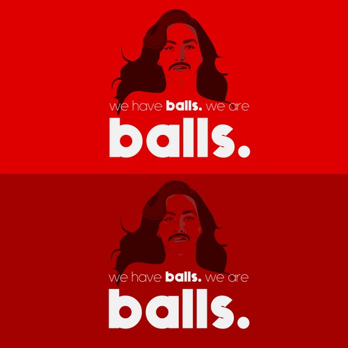 Balls Agency Logo