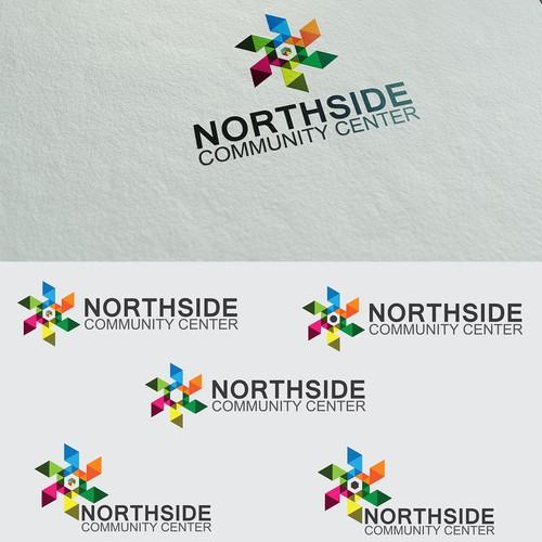 Create a vivid & captivating logo for Northside Community Center