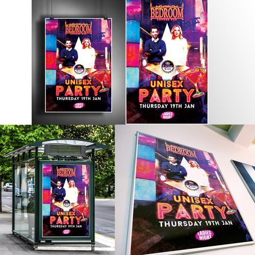 Poster design ! :)