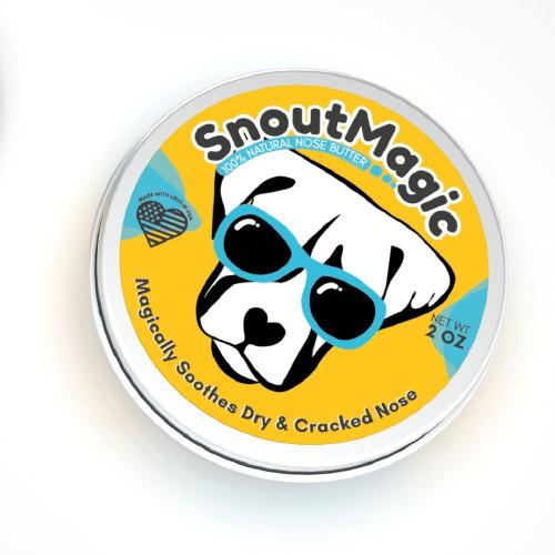Snout Magic Label Design