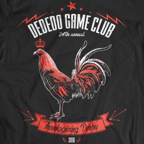 Gamefowl T-shirt