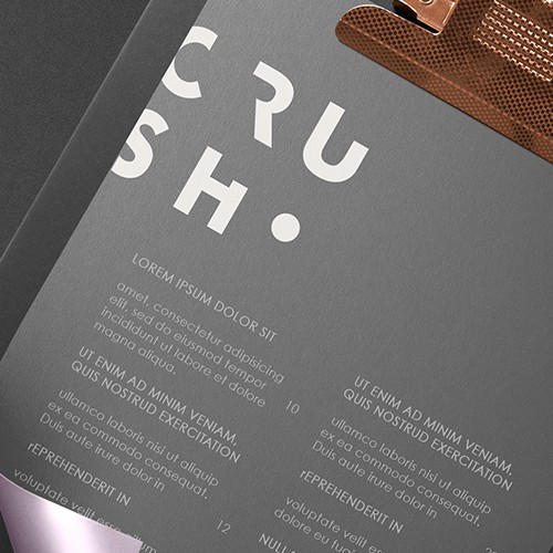 Restaurant Rebranding Project