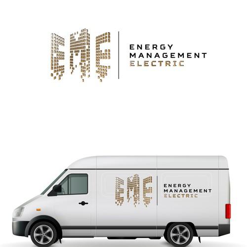 Electric logo concept