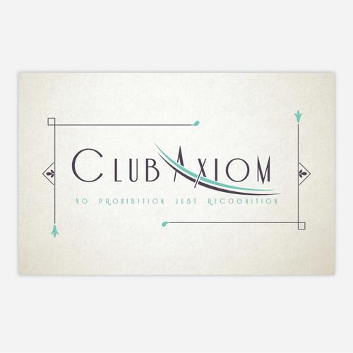 Club Axiom Logo