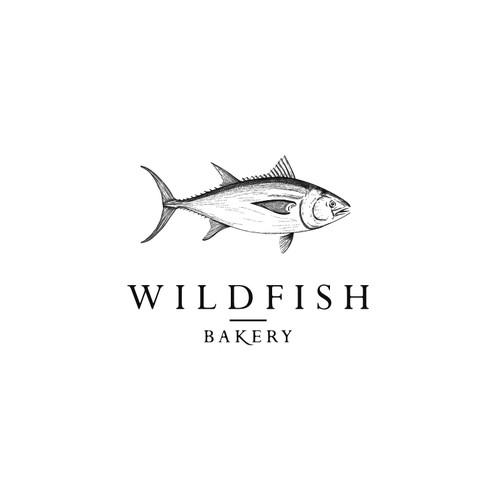 WildFish Logo Concept