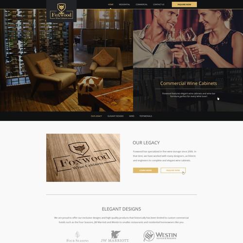 Foxwood Website