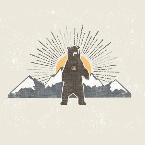Bear Mascot design - winner