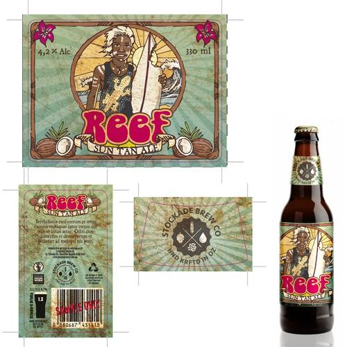 Australian Beer Brand