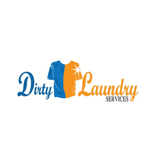 Dirty Laundry Logo