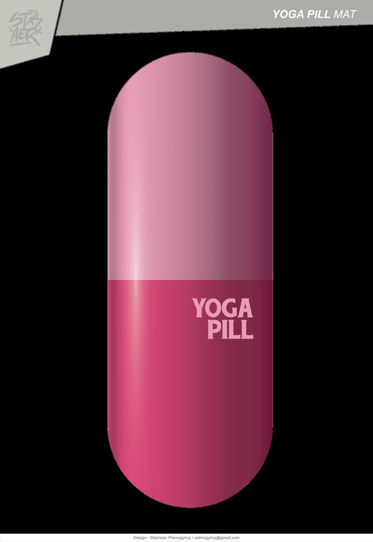 Design for new brand of Yoga mat