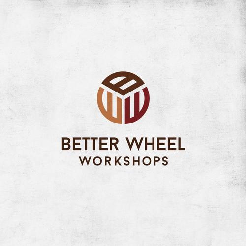 The iconic logo for Better Wheel Workshops