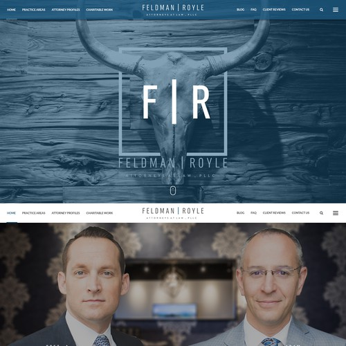 FR - Attorney Website Design