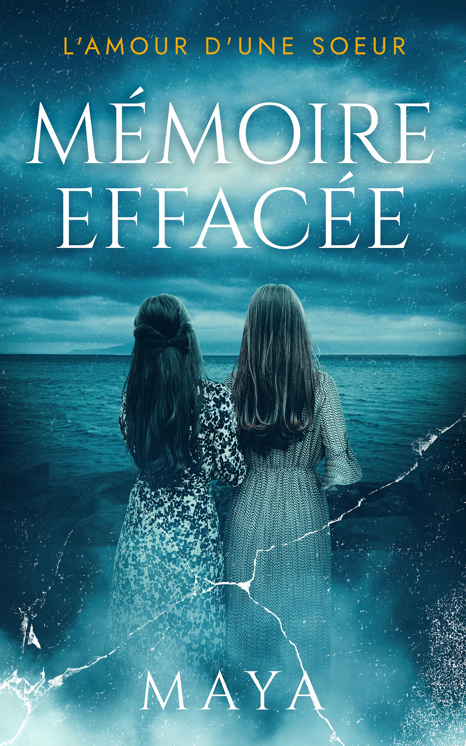 """couverture """"mémoire effacée""""(ebook)"""