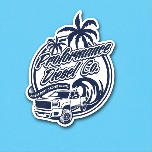 Proformance Diesel Stickers