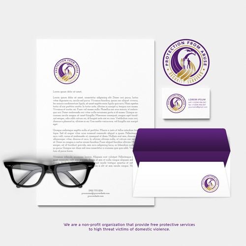 Logo Protection From Abuse Security Services