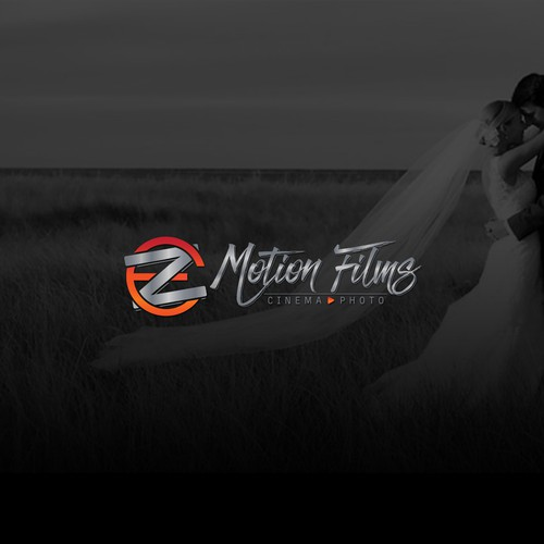 Logo for film maker/Video Creator on Weddings/ Music/ Commercial Videos