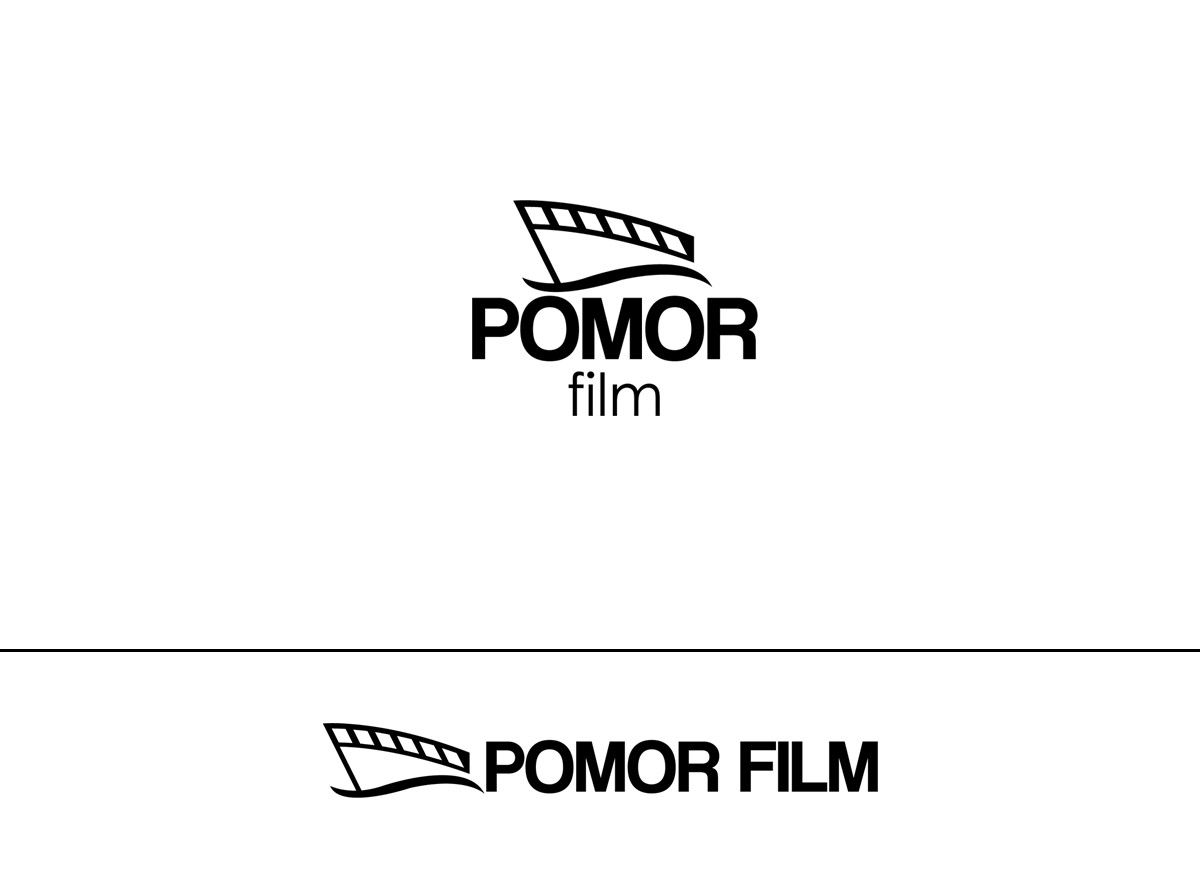 Help Pomor Film with a new logo