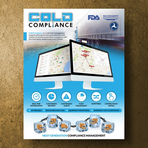 Cold Compliance Flyer