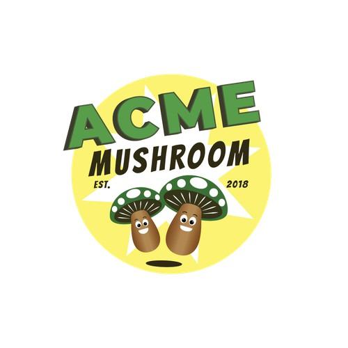 ACME Mushrooms!
