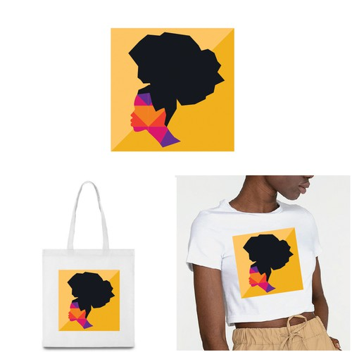 Apparel/Textile Designs - Women of Color Inspired Designs